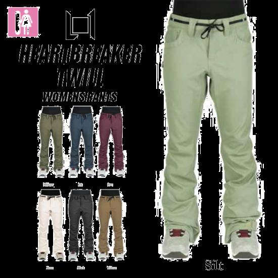 【L1】 HEARTBREAKER TWILL PANTS
