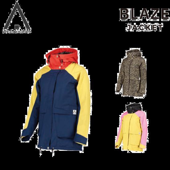 【CLWR】BLAZE Jacket