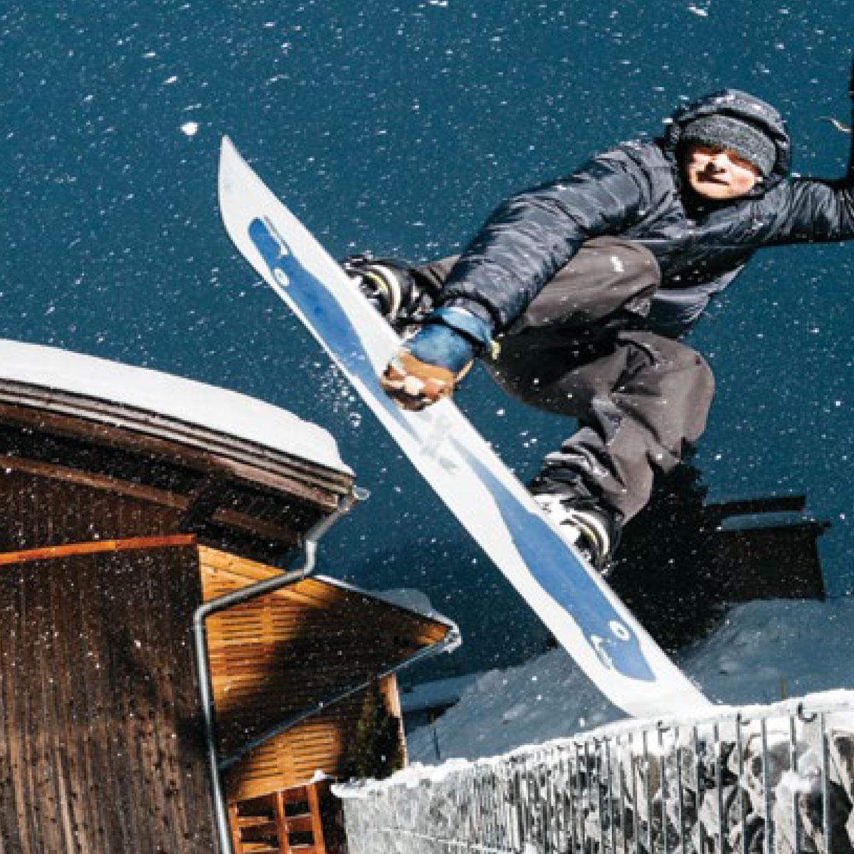 冬を着こなせ!今年一番アツいメンズ用スノーボードウェア14選