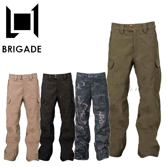 【L1】 BRIGADE PANTS
