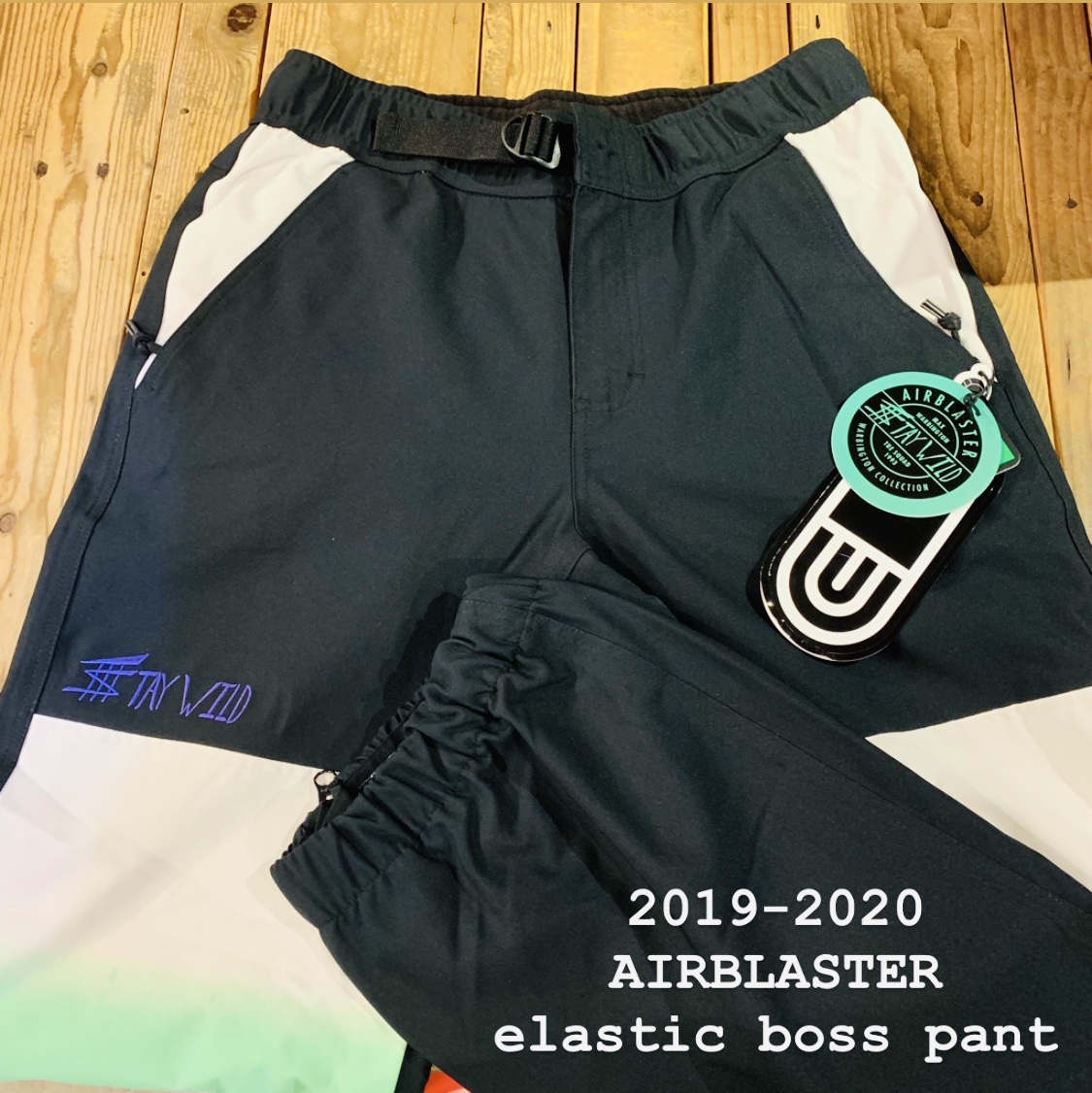 AIRBLASTER_商品01_ELASTIC BOSS PANT