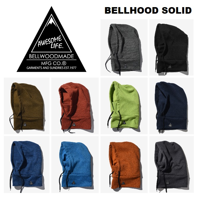 BELLWOOD MADE_商品05_BELLHOOD SOLID