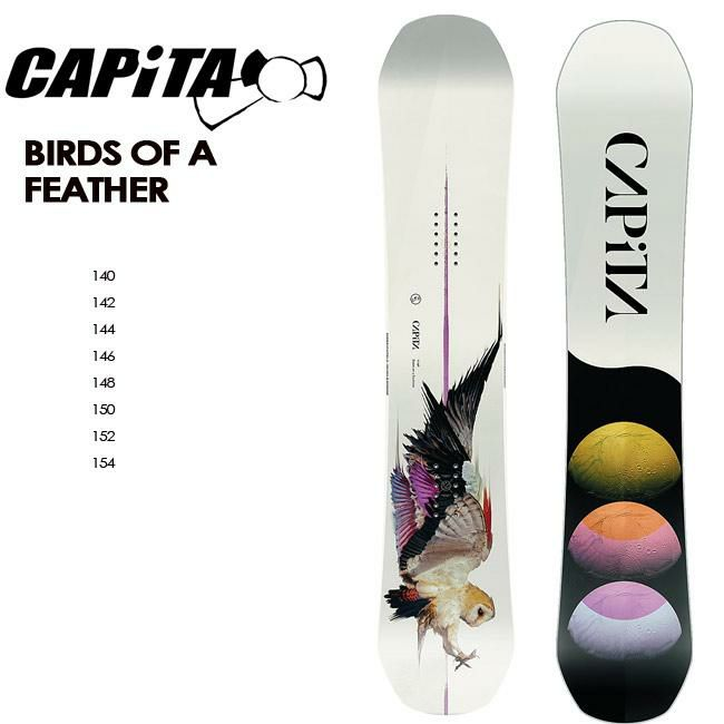 CAPITA:BIRDS OF FEATHER